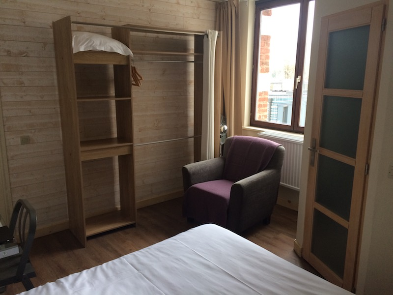 Bedrooms Hotel Bar Restaurant In Saint Omer Le Chicorail