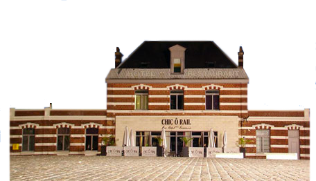 Restaurant Saint Omer Chicorail